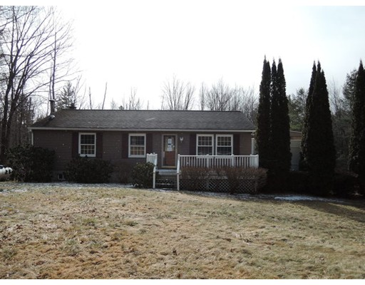 Single Family Home for Sale at 386 Creamery Road Hinsdale, Massachusetts 01235 United States