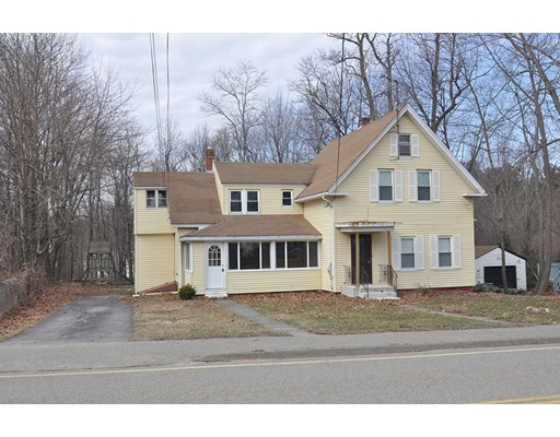 Single Family Home for Sale at 103 Princeton Street Holden, Massachusetts 01522 United States