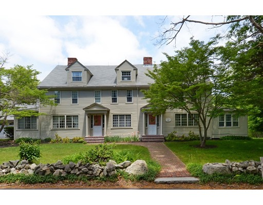 Single Family Home for Sale at 437 Linebrook Road Ipswich, Massachusetts 01938 United States