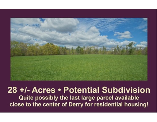 Land for Sale at 40 Tsienneto Road 40 Tsienneto Road Derry, New Hampshire 03038 United States