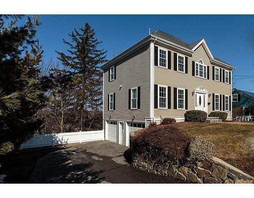 Single Family Home for Sale at 15 Woodbury Street Arlington, Massachusetts 02476 United States