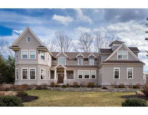 Casa Unifamiliar por un Venta en 5 Triphammer Road Hingham, Massachusetts 02043 Estados Unidos