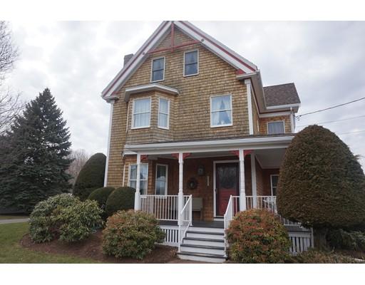 Single Family Home for Sale at 195 Lynn Street Peabody, Massachusetts 01960 United States