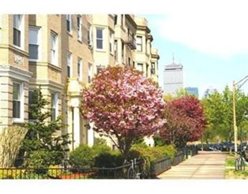 独户住宅 为 出租 在 65 Park Drive 波士顿, 马萨诸塞州 02215 美国