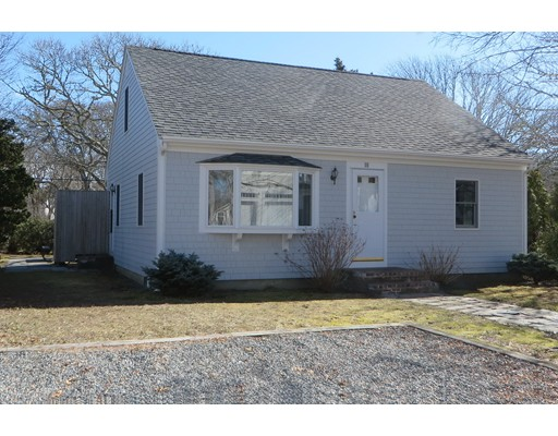 Single Family Home for Sale at 18 Woodland Road Harwich, Massachusetts 02646 United States