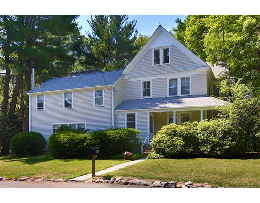 10 Maple Road, Weston, MA 02493