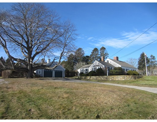 Single Family Home for Sale at 741 Old Harbor Road Chatham, Massachusetts 02650 United States