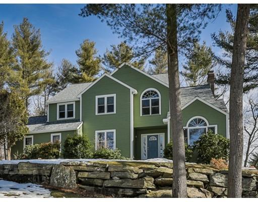 Casa Unifamiliar por un Venta en 100 Mayfair Drive Boxborough, Massachusetts 01719 Estados Unidos