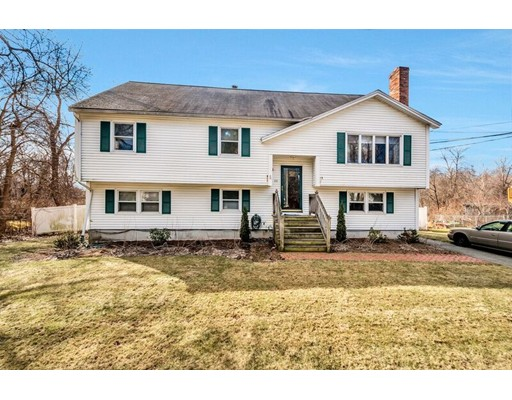 Single Family Home for Sale at 66 South Bedford Street Woburn, Massachusetts 01801 United States