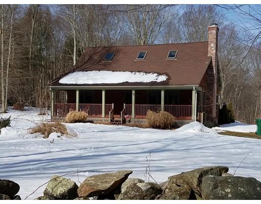 Casa Unifamiliar por un Venta en 78 Patrick Road Griswold, Connecticut 06351 Estados Unidos