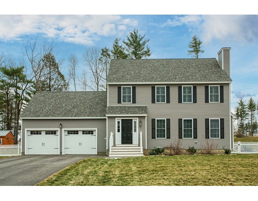 Single Family Home for Sale at 15 Old Farm Way Ayer, Massachusetts 01432 United States