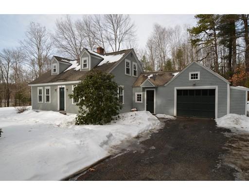 独户住宅 为 销售 在 16 Juggler Meadow Road Leverett, 马萨诸塞州 01054 美国