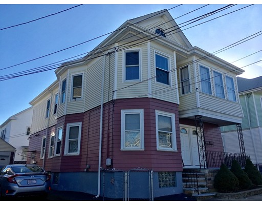 Single Family Home for Rent at 194 Query Street New Bedford, 02745 United States
