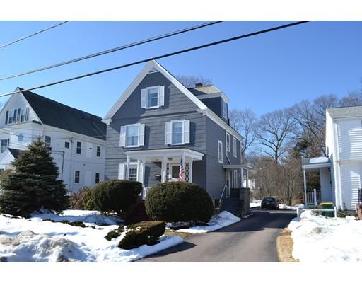 Casa Multifamiliar por un Venta en 30 Lincoln Street Norwood, Massachusetts 02062 Estados Unidos