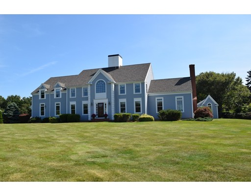 Single Family Home for Sale at 40 Torrey Road 40 Torrey Road Sandwich, Massachusetts 02537 United States