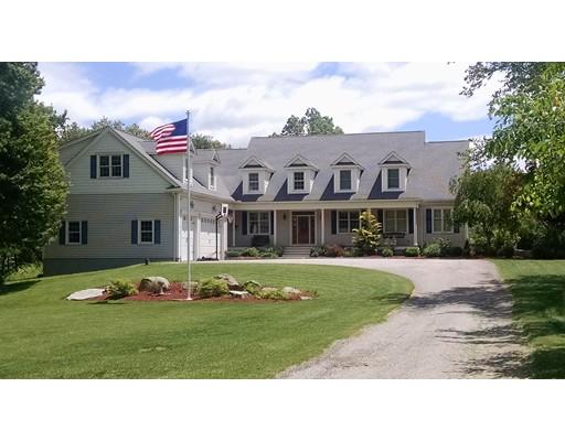 独户住宅 为 销售 在 2 Stymast Drive 门敦, 马萨诸塞州 01756 美国