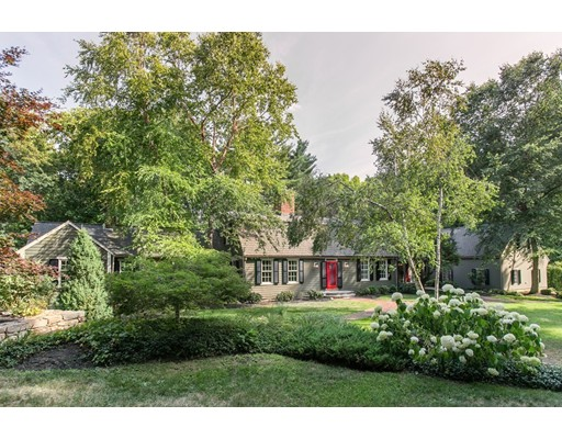Single Family Home for Sale at 112 Balls Hill Road Concord, Massachusetts 01742 United States