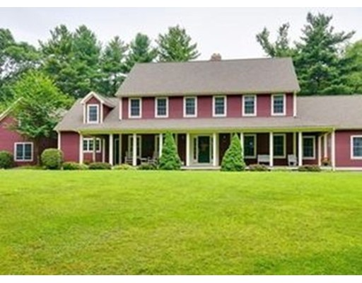 Single Family Home for Sale at 275 Mendon Road Sutton, Massachusetts 01590 United States
