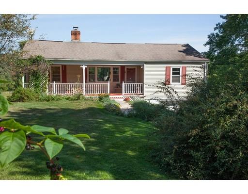 Частный односемейный дом для того Продажа на 27 Old Poor Farm Road Ware, Массачусетс 01082 Соединенные Штаты