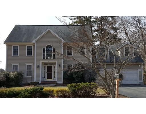 Частный односемейный дом для того Продажа на 101 Hunt Drive Stoughton, Массачусетс 02072 Соединенные Штаты