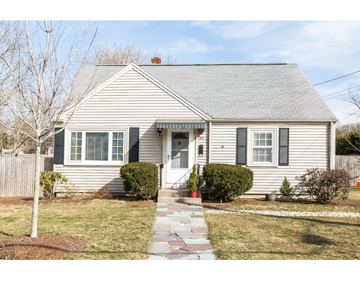 Single Family Home for Sale at 144 Codman Road Norwood, Massachusetts 02062 United States
