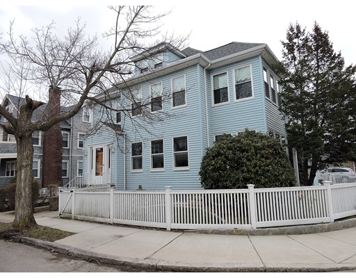 Single Family Home for Rent at 33 Allen Street Arlington, Massachusetts 02474 United States