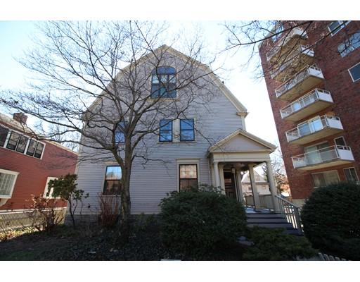 独户住宅 为 出租 在 12 Concord Avenue 坎布里奇, 马萨诸塞州 02138 美国