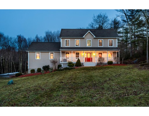 Single Family Home for Sale at 15 Bradway Pond Road Stafford, Connecticut 06076 United States