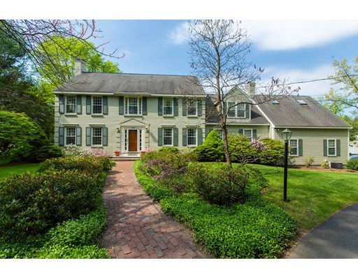 Single Family Home for Sale at 230 Williams Road Concord, Massachusetts 01742 United States