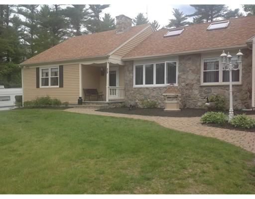 Частный односемейный дом для того Продажа на 29 Rounsevell Drive Freetown, Массачусетс 02717 Соединенные Штаты