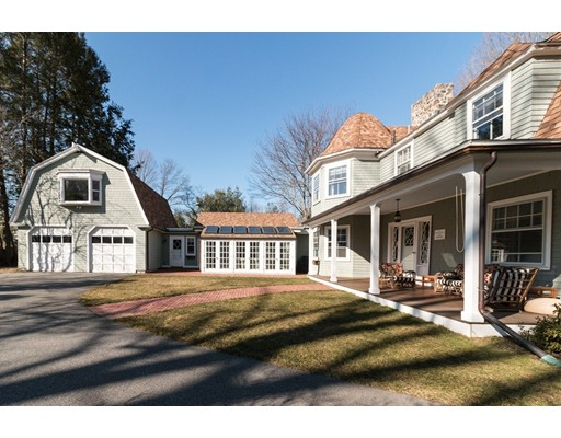 Single Family Home for Sale at 18 Winthrop Road Wayland, Massachusetts 01778 United States