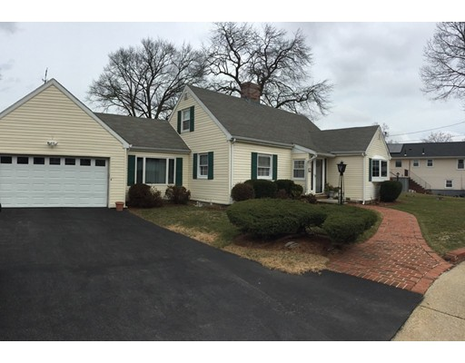 Single Family Home for Sale at 74 Clematis Road Medford, Massachusetts 02155 United States