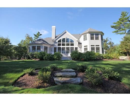 Single Family Home for Sale at 8 Pine Ridge Drive Mattapoisett, Massachusetts 02739 United States
