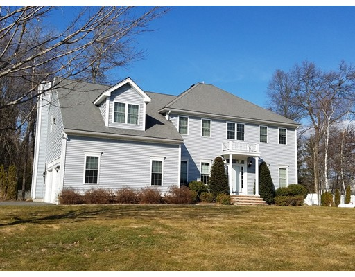 Single Family Home for Sale at 1 Esther Lane Ashland, Massachusetts 01721 United States