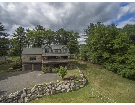 Single Family Home for Sale at 1 Cedar Berry Lane Lakeville, Massachusetts 02347 United States