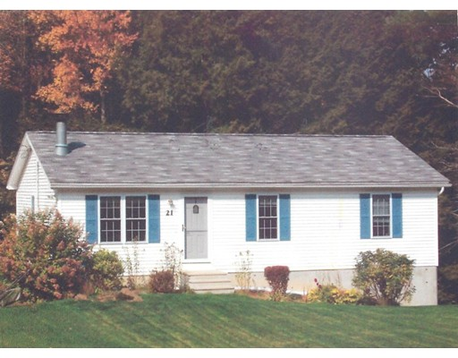 Single Family Home for Sale at 2 Alpine Road Fitchburg, Massachusetts 01420 United States