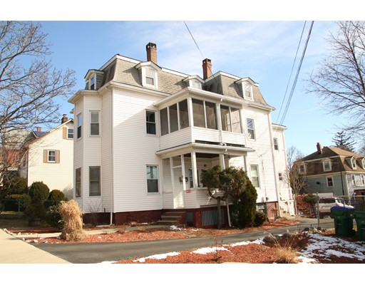 Multi-Family Home for Sale at 7 Wyman Street Medford, Massachusetts 02155 United States