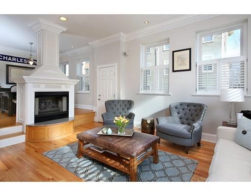 Single Family Home for Sale at 213 Bunker Hill Street Boston, Massachusetts 02129 United States