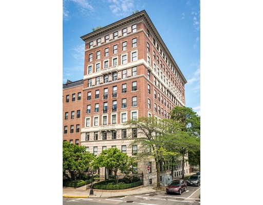 100 Beacon St 3A, Boston, MA 02116