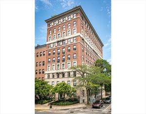 100 Beacon St 3A is a similar property to 250 Beacon St  Boston Ma