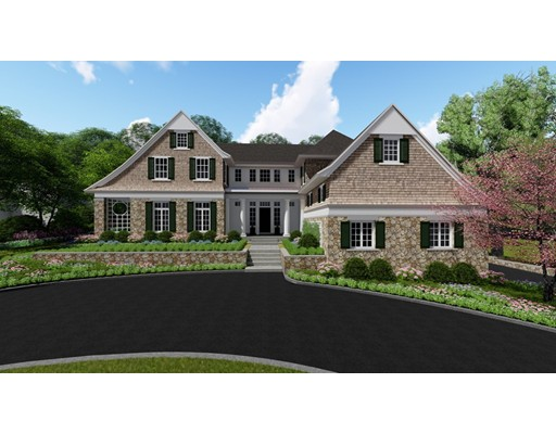 111 New Forest Ave, Newton, MA 02465