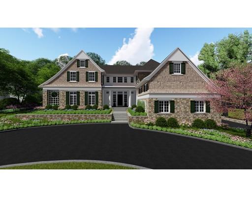 Maison unifamiliale pour l Vente à 111 Forest Avenue 111 Forest Avenue Newton, Massachusetts 02465 États-Unis