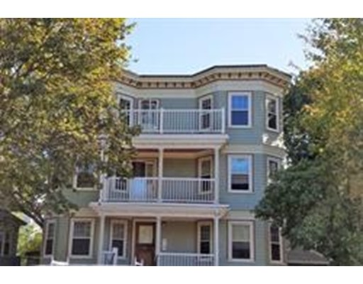 Single Family Home for Rent at 66 Norfolk Street Boston, Massachusetts 02124 United States