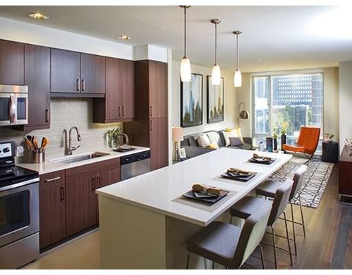 独户住宅 为 出租 在 77 Exeter Street 波士顿, 马萨诸塞州 02116 美国