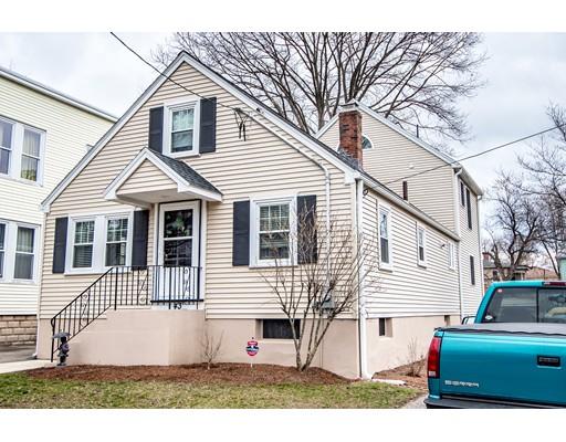 Casa Unifamiliar por un Venta en 43 Prescott Street Watertown, Massachusetts 02472 Estados Unidos