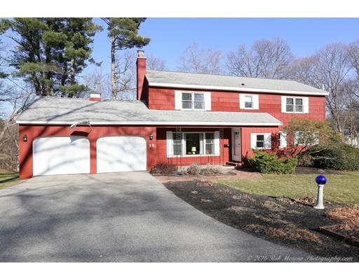 独户住宅 为 销售 在 15 Shipman Road 安德沃, 马萨诸塞州 01810 美国
