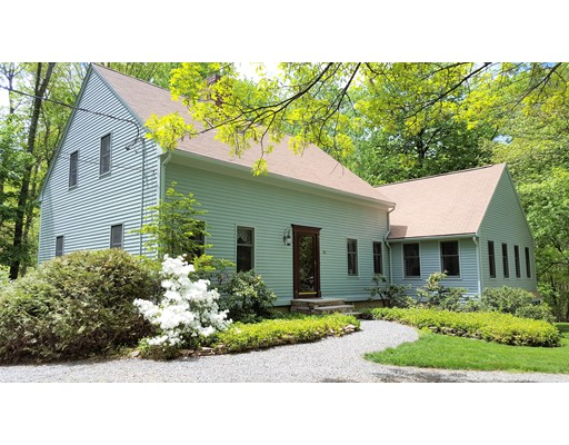 Casa Unifamiliar por un Venta en 55 Bailey Lane Georgetown, Massachusetts 01833 Estados Unidos