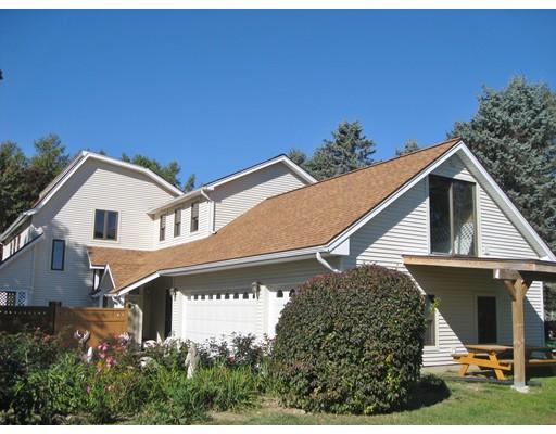 Maison unifamiliale pour l Vente à 260 Hadley Road Sunderland, Massachusetts 01375 États-Unis