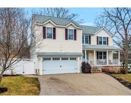 独户住宅 为 销售 在 8 May Street Woburn, 马萨诸塞州 01801 美国