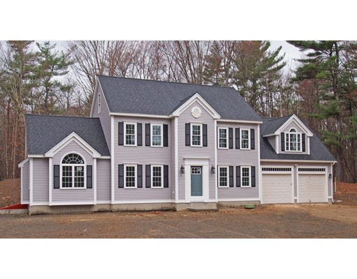 Single Family Home for Sale at 59 Townsend Street Pepperell, Massachusetts 01463 United States